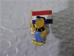 Disney Trading Pins 22168 Disney Catalogue - Pooh Around the World (The Netherlands)