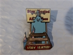 Disney Trading Pins Wild about Safety - Stay Seated at All Times