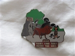 Disney Trading Pin 22554 Wild about Safety - Keep Tusks and Tails....