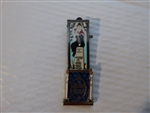 Disney Trading Pin 23851 DLR - Haunted Mansion Stretching Room Portrait (Headstone) Slider