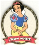 Disney Trading Pin Princess Swirl Series (Snow White)