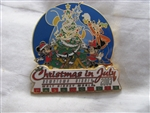 Disney Trading Pin 24003 WDW - Christmas in July 2003 (Passholder Exclusive)
