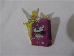 Disney Trading Pin 24261 DLR - Concession Series (Tinker Bell with Popcorn) Surprise Release