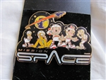 Disney Trading Pin 24276: WDW - Mission Space (FAB 5)