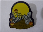 Disney Trading Pin    25629 WDW - Build A Pin Base (NBC Tombstone)