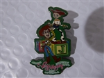 Disney Trading Pin  26876 Mickey's Very Merry Christmas Party 2003 Woody and Jessie Parade Float