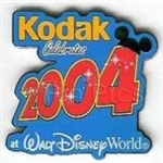 Disney Trading Pin Kodak 2004 Promotion GWP WDW Pin
