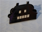 Disney Trading Pin  28612 Haunted House - from Disney Catalog - Animated Short Boxed Pin Set #4 (Haunted House)