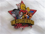 Disney Trading Pin 28991 WDW Cast Exclusive - Stars Behind the Magic (Pooh and Friends)