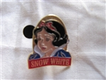 Disney Trading Pins 297: Disney Store - Snow White and the Seven Dwarfs Video Release - 8 Pin Set (Snow White)
