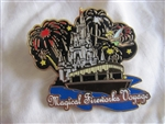 Disney Trading Pin 30130: Grand Gatherings - Magical Fireworks Voyage (Tinker Bell)