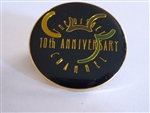 Disney Trading Pin 311 Disney Channel - 10th Anniversary Boxed Set (Logo)
