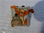 Disney Trading Pin 31250: Tigger and Eeyore from Lanyard Set (Pin Only)
