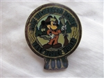 Disney Trading Pins  33 WDW - Fort Wilderness Resort - 2000 (Mickey Mouse)