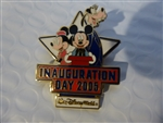 Disney Trading Pins   36097 WDW - Inauguration Day 2005 (Mickey, Minnie & Goofy)