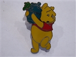 Disney Trading Pin 36857 Pooh with Green Hunny