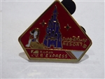 Disney Trading Pin 3763 EuroDisney Resort/Kodak Express Snow White & Castle