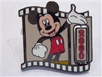 Disney Trading Pin Countdown to the Millennium Series #1 (Mickey Mouse 1999/2000 Spinner)