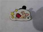 Disney Trading Pin 39125 DLR Cast Lanyard Collection 3 - Cloud Nap (Piglet)