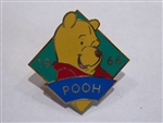 Disney Trading Pins Countdown to the Millennium Series #93 (Winnie the Pooh)