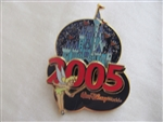 Disney Trading Pin 39916: WDW - 2005 Cinderella Castle Collection (Tinker Bell)