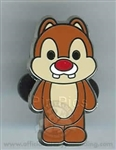 Disney Trading Pins Cute Characters - Dale - Full Body