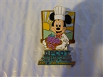 Disney Trading Pin 41804 WDW - Epcot International Food and Wine Festival 2005 - Mickey Mouse