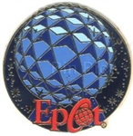 Disney Trading Pin 42256: WDW - Booster Collection 4 Park Logo (EPCOT)