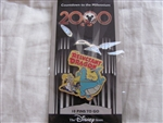 Disney Trading Pins Countdown to the Millennium Series #11 (Reluctant Dragon / Sir Giles)
