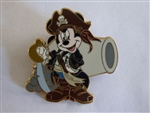 Disney Trading Pin Pirates of the Caribbean Lanyard/Pin Starter Set (Pirate Mickey Mouse)