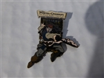 Disney Trading Pin  46933 WDW - Pirates of the Caribbean - Dead Man's Chest - Countdown #4 - Jack Sparrow