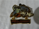 Disney Trading Pin 47084 DLR - Pirates of the Caribbean - Davy Jones Movie Title