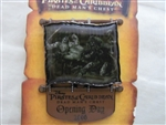 Disney Trading Pin 47660 WDW - Pirates of the Caribbean: Dead Man's Chest - Opening Day