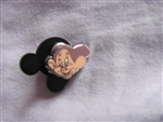 Disney Trading Pin 49157: DS - Snow White - Mini Pin Set #3 (Dopey)