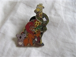 Disney Trading Pins 49567: DS - Disney's ''The Wild'' - Cast