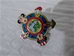 Disney Trading Pin 51273 WDW - Create-A-Pin (Around the World) Spinner