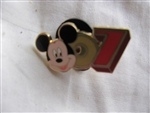 Disney Trading Pin 51644: 2007 - Mickey & Friends - 5 Pin Boxed Set - Mickey Mouse Only