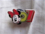 Disney Trading Pin 51645: 2007 - Mickey & Friends - 5 Pin Boxed Set - Minnie Mouse Only
