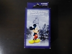 Disney Trading Pin 52807 Where Dreams Come True - Card Collection - 2 Pin Set - Sealed Box