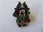 Disney Trading Pins Pirates of the Caribbean - Cute Characters - Goofy