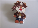 Disney Trading Pins Pirates of the Caribbean - Cute Characters - Dale