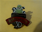Disney Trading Pins 605 Muppet Vision 3D (Kermit and Clapboard)