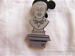 Disney Trading Pin 62722: WDW - Hidden Mickey Pin Completer Pin - Singing Bust