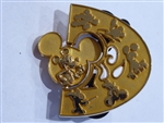 Disney Trading Pin Summer of Champions - Gold Medal Spinner