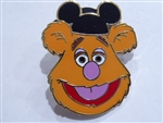 Disney Trading Pins Muppets with Mouse Ears - Fozzie Bear