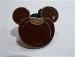 Disney Trading Pins WDW - Hidden Mickey Pin Series III - Buckeye