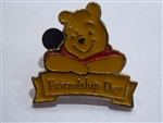 Disney Trading Pin 6584 Pooh Friendship Day
