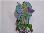 Tinker Bell - Starter Set - Lanyard and 4 Pins (Tinker Bell with Butterflies Only)
