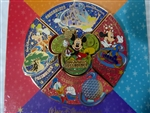 Disney Trading  68323 WDW - 2009 Annual Passholder - Mickey and Friends Puzzle