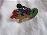 Disney Trading Pin 68363: 2009 - Mini-Pin Boxed Set - Mickey and Friends - Pluto Only